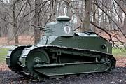 Rosanne Jordan - Military Tank 1