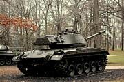 Rosanne Jordan - Military Tank 3