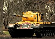 Rosanne Jordan - Military Tank 4