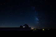Starscape Prints - Milky Way and Observatory Print by Jay Stockhaus