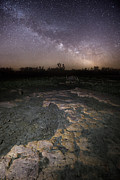 Aaron J Groen - Milky Way on the Rock