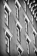 The White House Photo Prints - Mill House Windows Print by John Rizzuto