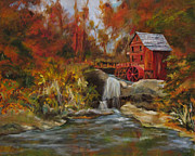 Diane Kraudelt - Mill On Otter Creek