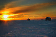 Gail Gates - Mille Lacs Lake Ice...