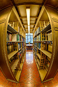 Nyc Photographs Framed Prints - Milstein Room NYC Library Framed Print by Jerry Fornarotto