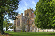 South West Prints - Milton Abbey Print by Joana Kruse