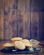 Tasty Photos - Mince Pies by Christopher and Amanda Elwell