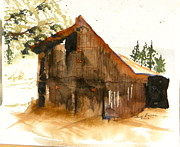 Robert Havens - Miners Shack