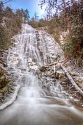 Doug McPherson - Mingo Falls in Winter