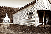 Kathleen K Parker - Mingo Post Office and Foxhill Farms General Store