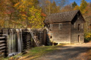 Gatlinburg Prints - Mingus Mill Print by Jonas Wingfield