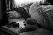 Lynn Palmer - Mink Stole Hat Gloves and Clutch