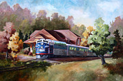Structure Originals - Minnesota Zephyr by Brenda Thour