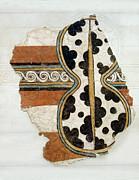 Minoan Livestock Painting Print by Ellen Henneke