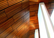Uptown Charlotte Photos - Mint Ceiling 1 by Randall Weidner