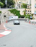 Allen Sheffield - Mirabeau Bas Corner at Monaco