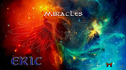 Special Gift Digital Art - Miracles by King David