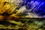 Expressionist Digital Art - Mirage by Gerlinde Keating - Keating Associates Inc