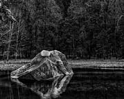 Terry Garvin - Mirror Lake Boulder
