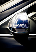 Wing Mirror Photos - Mirror World by Phil