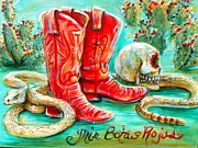Heather Calderon - Mis Botas Rojas