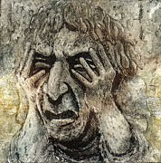 Historic Reliefs - Misery by Suzette Broad
