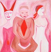 Archetypal Originals - Misguided Feminine by Jen Lothrigel