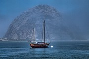 Morro Bay Photos - Missing Lighthouse by Adam Jewell