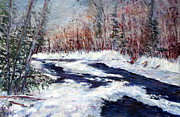 Marie Bergman - Mission Creek In Winter