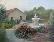 Judy Fischer Walton - Mission Fountain