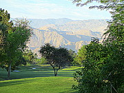Westin Prints - Mission Hills Golf Print by Randall Weidner