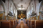 Luis Photos - Mission San Luis Obispo Church by RicardMN Photography