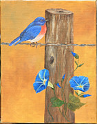DG Ewing - Missouri Bluebird