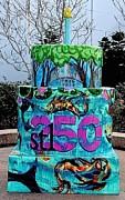 Genevieve Esson - Missouri Botanical Garden Stl250 Birthday Cake
