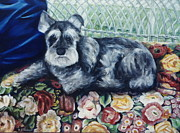 Ontario Portrait Artist Paintings - Missy by Sheila Diemert