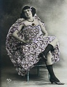 Photographies Prints - Mistinguette, Jeanne Bourgeois, Called Print by Everett