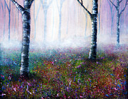 Misty Memories Print by Ann Marie Bone