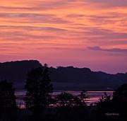 Michelle Wiarda - Misty Sunset