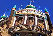 Mitchell Corn Palace - 01 Print by Gregory Dyer
