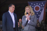 Jack R Perry - Mitt and Ann Romney in Ohio 2012