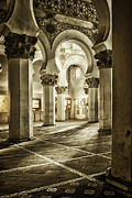 Mudejar Prints - Mixed Heritage Print by Joan Carroll