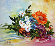 Ilona Anita Tigges - Goetze - Mixed Summer Flowers