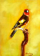 Canary Paintings - Mixto 2 by Manuel Sanchez