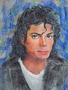 Mj Pastels Originals - Mj  by Jieming Wang