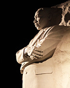 Brian M Lumley - MLK memorial at Night