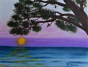 Melvin Turner - Mobile Bay Sunset