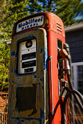 Brenda Giasson - Mobilfuel Diesel Antique Gas Pump