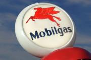 Mobilgas Globe Print by Mike McGlothlen