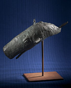 Featured Sculptures - Moby Dick and captain Ahab by Morla Morlaesculturas