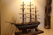 Dick Willis - Model Ship